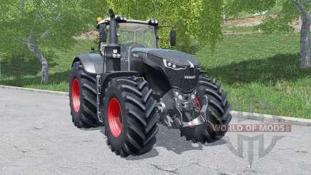 Fendt 1000 Vario Black Beauty для Farming Simulator 2017