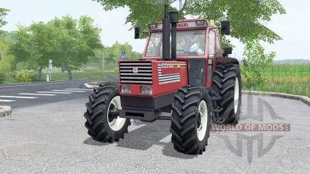 Fiatagri 180-90 Turbo DT для Farming Simulator 2017