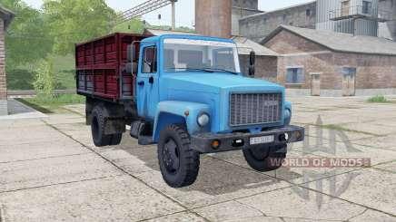 ГАЗ-САЗ-3507-01 для Farming Simulator 2017