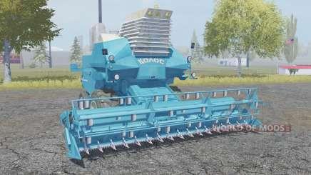 СК-6 Колос для Farming Simulator 2013