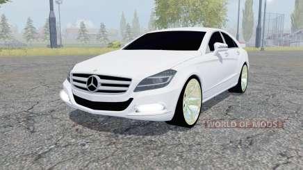 Mercedes-Benz CLS 350 CDI (C218) 2010 для Farming Simulator 2013