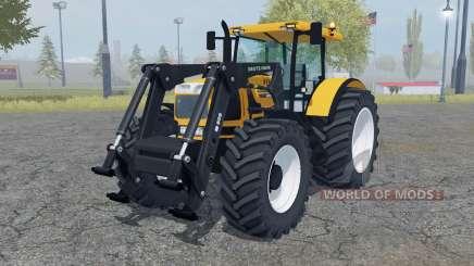 Renault Atles 926 front loader для Farming Simulator 2013