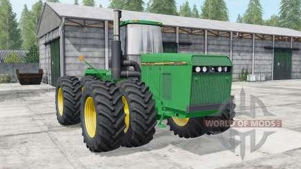 John Deere 89x0 для Farming Simulator 2017