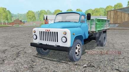 ГАЗ-САЗ-3507 4x4 для Farming Simulator 2015
