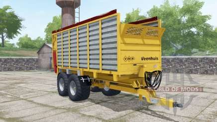 Veenhꭒiᶊ W400 для Farming Simulator 2017