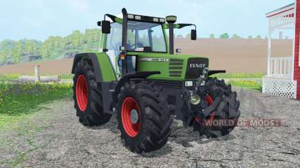 Fendt Favorit 512C Turbomatik FL console для Farming Simulator 2015