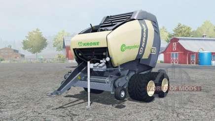 Krone Comprima V180 XC Black Beauty для Farming Simulator 2013