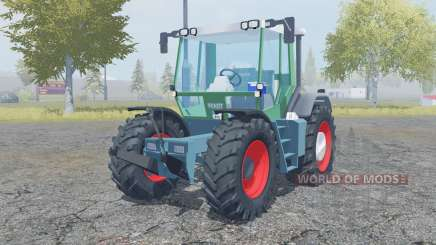 Fendt Xylon 522 для Farming Simulator 2013