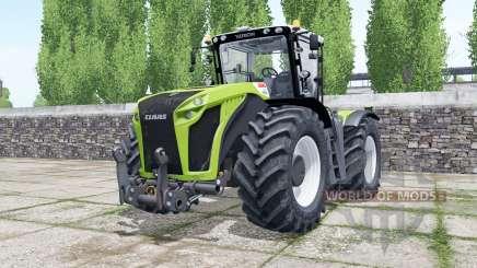 Claas Xerion 4000 Trac VC для Farming Simulator 2017