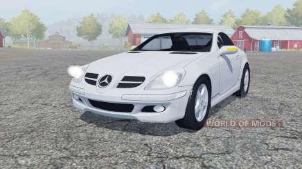 Mercedes-Benz SLK 350 (R171) 2004 для Farming Simulator 2013
