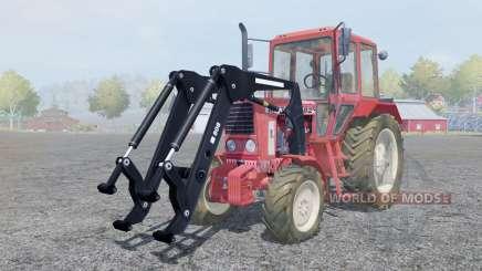 МТЗ-82 фронтальный погрузчик для Farming Simulator 2013