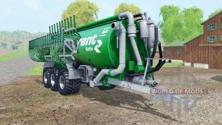 Kotte Garant Profi VTɌ 25.000 для Farming Simulator 2015