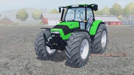 Deutz-Fahr Agrotron Ƙ 120 для Farming Simulator 2013