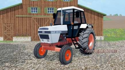 David Brown 1394 1984 для Farming Simulator 2015
