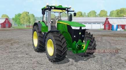 John Deere 7310R work camera для Farming Simulator 2015