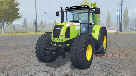 Claas Arion 640 excavator для Farming Simulator 2013