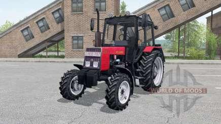 МТЗ-820 Беларус консоль фронтального погрузчика для Farming Simulator 2017