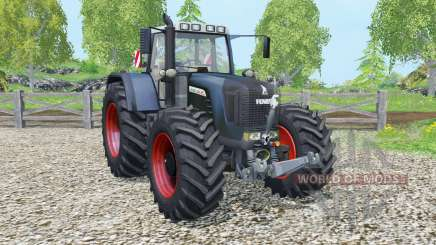 Fendt 930 Vario TMS Black Beauty для Farming Simulator 2015