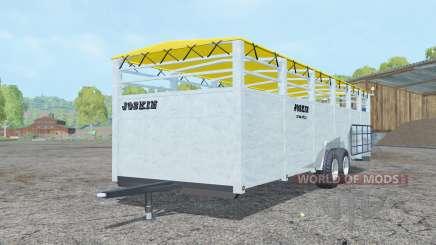 Joskin Betimax RDS 7500-2 для Farming Simulator 2015