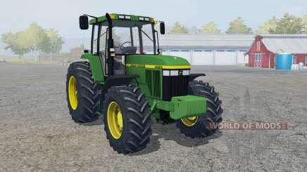 John Deere 7810 USA для Farming Simulator 2013