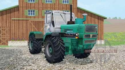 Т-150К подвижные элементы для Farming Simulator 2015