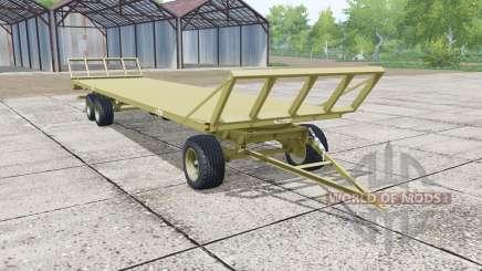 Fliegl DPW 180 multicolor для Farming Simulator 2017