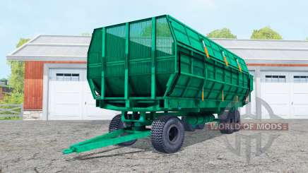 ПС-60 карибский зелёный окрас для Farming Simulator 2015