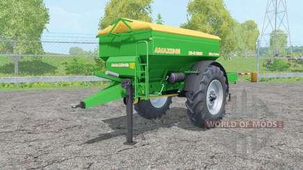 Amazone ZG-B 8200 pantone green для Farming Simulator 2015