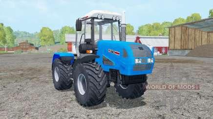 ХТЗ-17221-09 голубой окрас для Farming Simulator 2015