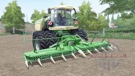 Krone BiG X 2015 design selection для Farming Simulator 2017
