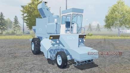 КС-6 для Farming Simulator 2013