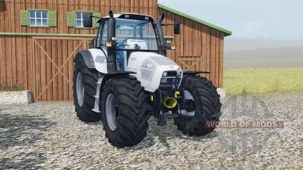 Hurlimann XL 130 change wheels для Farming Simulator 2013