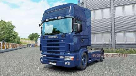 Scania R144L 530 4x2 Topline для Euro Truck Simulator 2