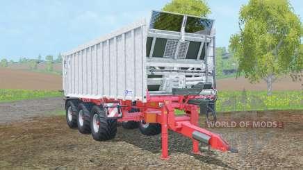 Kroger Agroliner TAW 30 multifruit для Farming Simulator 2015