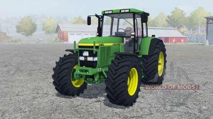 John Deere 7710 FL console для Farming Simulator 2013