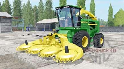 John Deere 7x00 для Farming Simulator 2017