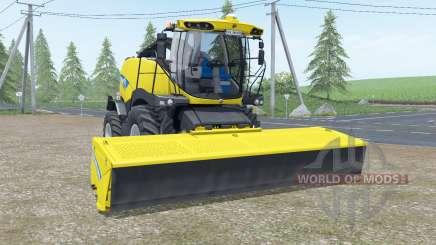 New Holland FR850 wheels selection для Farming Simulator 2017