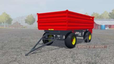 Zmaj 489 для Farming Simulator 2013