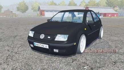 Volkswagen Bora 1998 для Farming Simulator 2013