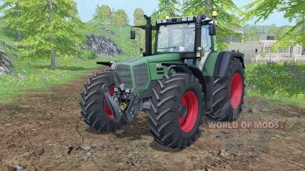 Fendt Favorit 800 Turboshift moving elements для Farming Simulator 2015