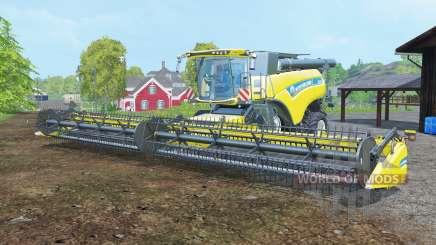 New Holland CR10.90 multi cameras для Farming Simulator 2015