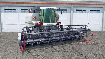 Vector 410 с жаткой для Farming Simulator 2015