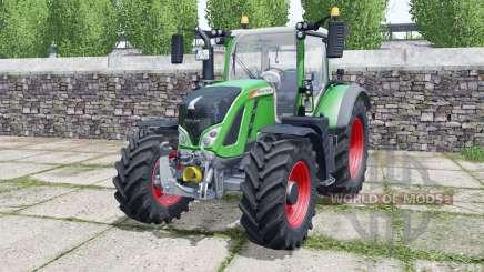 Fendt 722 Vario SCR для Farming Simulator 2017