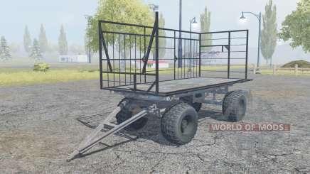 Fortschritt HW 80 ballen для Farming Simulator 2013