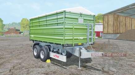 Fliegl TDK 200 high capacity для Farming Simulator 2015