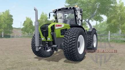 Claas Xerion 3000 Trac VC wheels selection для Farming Simulator 2017