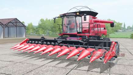 Case IH Axial-Flow 8230 dual front wheels для Farming Simulator 2017