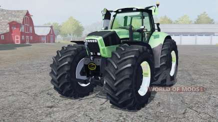 Deutz-Fahr Agrotron X 720 chrome wheels для Farming Simulator 2013