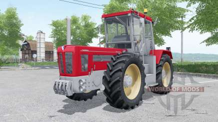 Schluter Super 2500 TVL with weight для Farming Simulator 2017