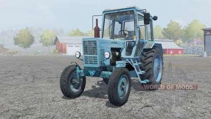 МТЗ-80 Белаҏус 4x4 для Farming Simulator 2013